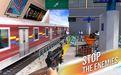 SHOOTER: TRAIN COMMANDO 2017 - screenshot