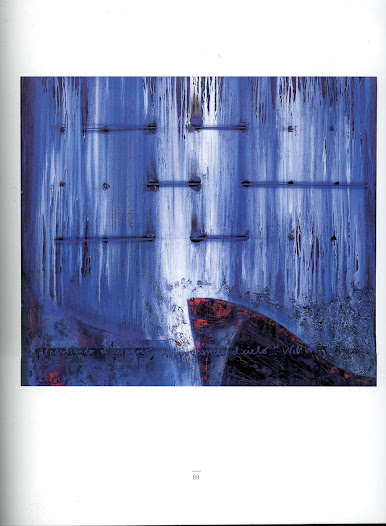 Atravesando el espacio Técnica mixta sobre tela 172.5 x 198 cm Miami 1998