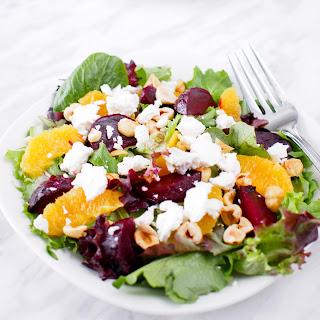 Beet Salad Orange Vinaigrette Recipes