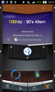 Alternative Radio - screenshot