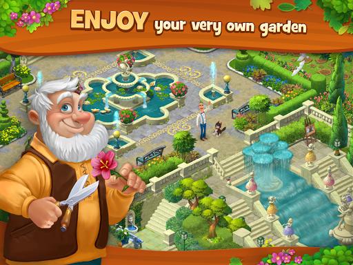 Gardenscapes screenshot 10