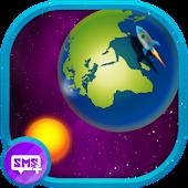 App Universe Theme SMS Plus APK for Windows Phone