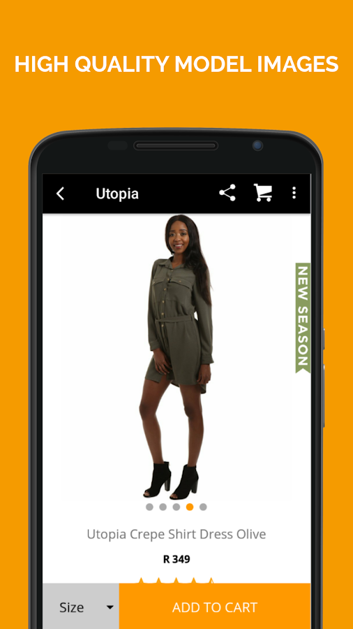 Zando Fashion Online Shopping Screenshot 4