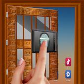 Door Lock Fingerprint Prank APK for Bluestacks