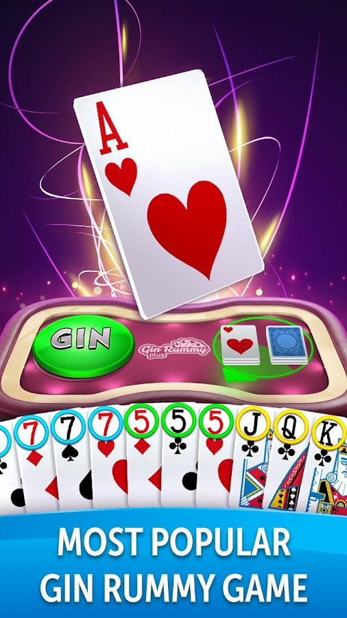 Gin Rummy Plus Screenshot 0