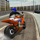 City Moto Bike Rider Racing 17 icon