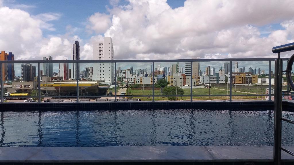 Apartamento residencial à venda, Bessa, João Pessoa - AP5376.