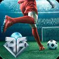 Flip Football: Soccer game