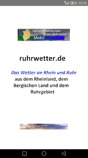ruhrwetter.de screenshot for Android