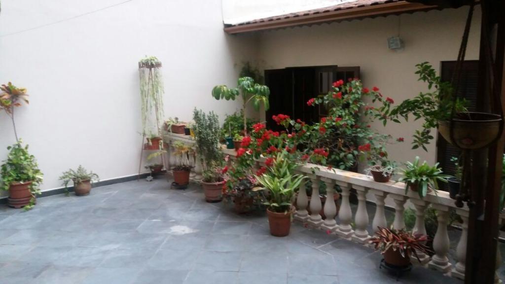 Casa residencial à venda, Vila Valparaíso, Santo André.