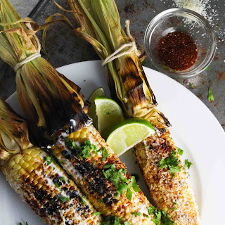 Mexican Grilled Corn Recipes