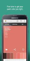 Screenshot of ColorSnap® Visualizer
