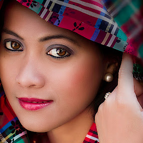 babes pramis by Jojo Valerio  - People Portraits of Women ( people, women )