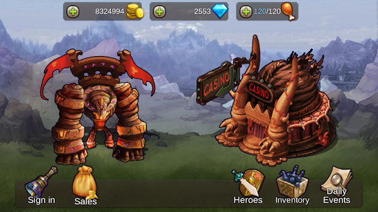 Rampage Hero - screenshot