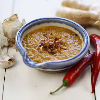Red Lentil Dhal Side Dish Recipes