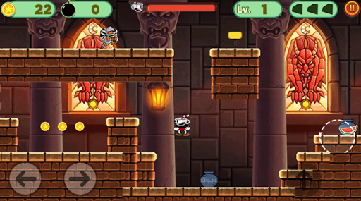 cup on head: Adventure Game and World Mugman For PC