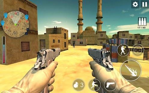 Call Of War WW2 : FPS Frontline Shooter Für PC Windows & Mac