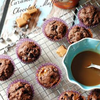 Chocolate Caramel Muffin Recipes