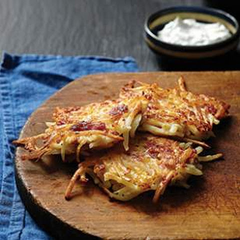 Corned Beef Latkes