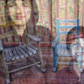 Outgrown by Diane Merz - Digital Art Things