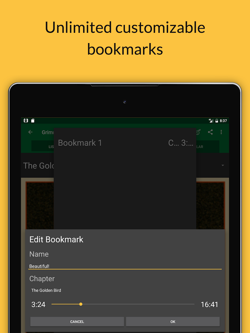 LibriVox Audio Books Supporter Screenshot 12