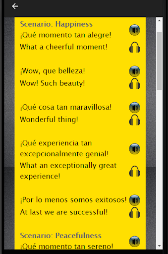 Spanish to English Speaking: Aprende Inglés Rápido screenshot 13