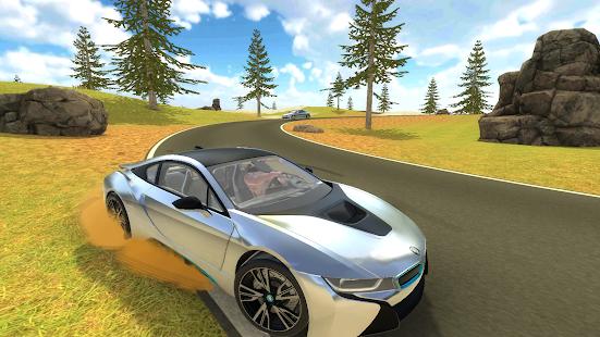 i8 Drift Simulator