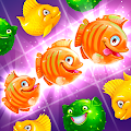 Game Mermaid - treasure match-3 apk for kindle fire