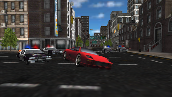 Car Thief Sim: Crime Race Game - screenshot