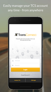 TransConnect - screenshot
