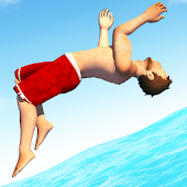 Game Flip Diving version 2015 APK