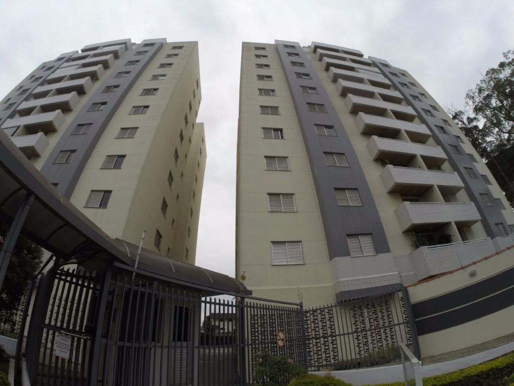 Apartamento  residencial à venda, Bosque dos Eucaliptos, São
