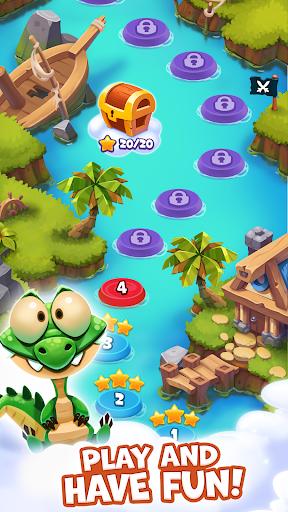 Pirate Treasures - Gems Puzzle screenshot 1