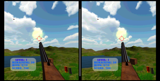 Duck Shoot VR - screenshot