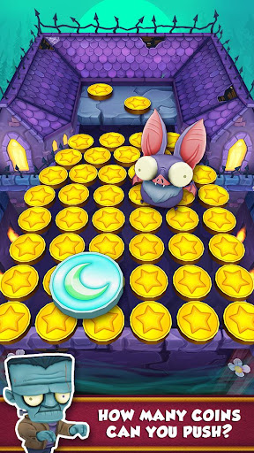 Coin Dozer Halloween screenshot 1