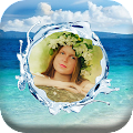 App Lovely Water Photo Frames apk for kindle fire