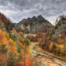 Transfagarasan - Romania - HDR by Agatanghel Alexoaei - Landscapes Mountains & Hills