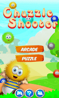 Screenshot of Chuzzle Bird Shooter