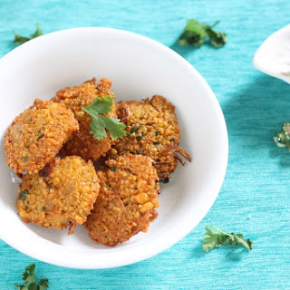 Masala Vada Recipe-How to make Masala Vada
