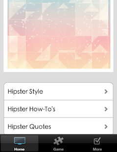 Hipster Style For Girls - screenshot
