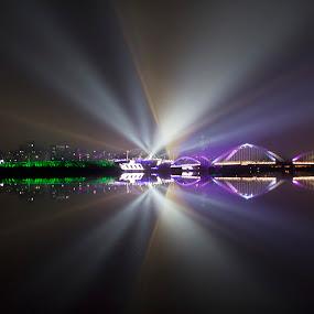 Celebration of 10000 megawatt power (Alok Uttsov), Bangladesh by ডাঃ মুহাম্মদ হাসান - News & Events World Events ( alok uttsov, bangladesh, lesser show, light festival, dhaka )