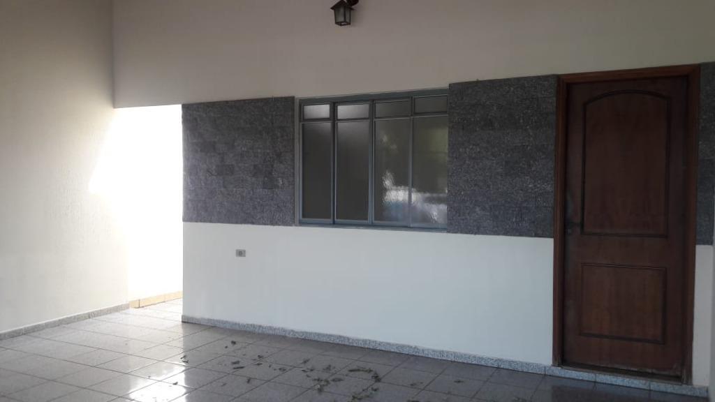 Casa com 3 dormitórios para alugar, 141 m² por R$ 1.400,00/mês - Jardim Macarenko - Sumaré/SP