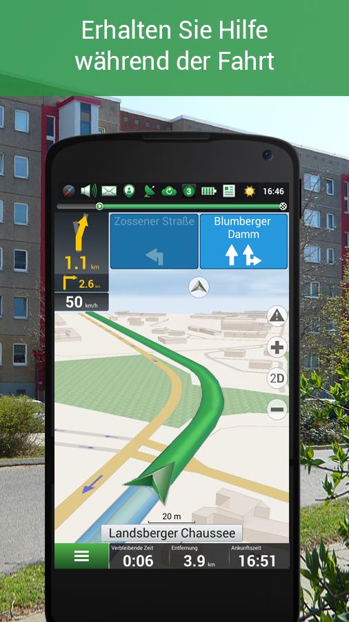 Navitel Navigator GPS & Maps – Screenshot