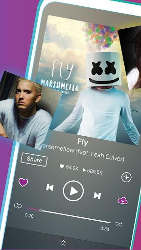 Anghami - Free Unlimited Music screenshot 1