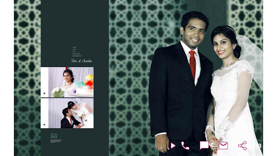 Geo Sneha Wedding - screenshot