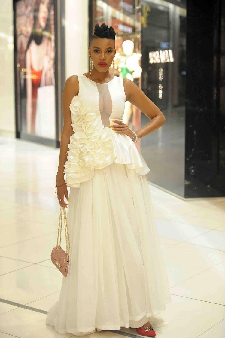 thembisa mdoda  lootlove and dineo moeketsi stun at sa style awards