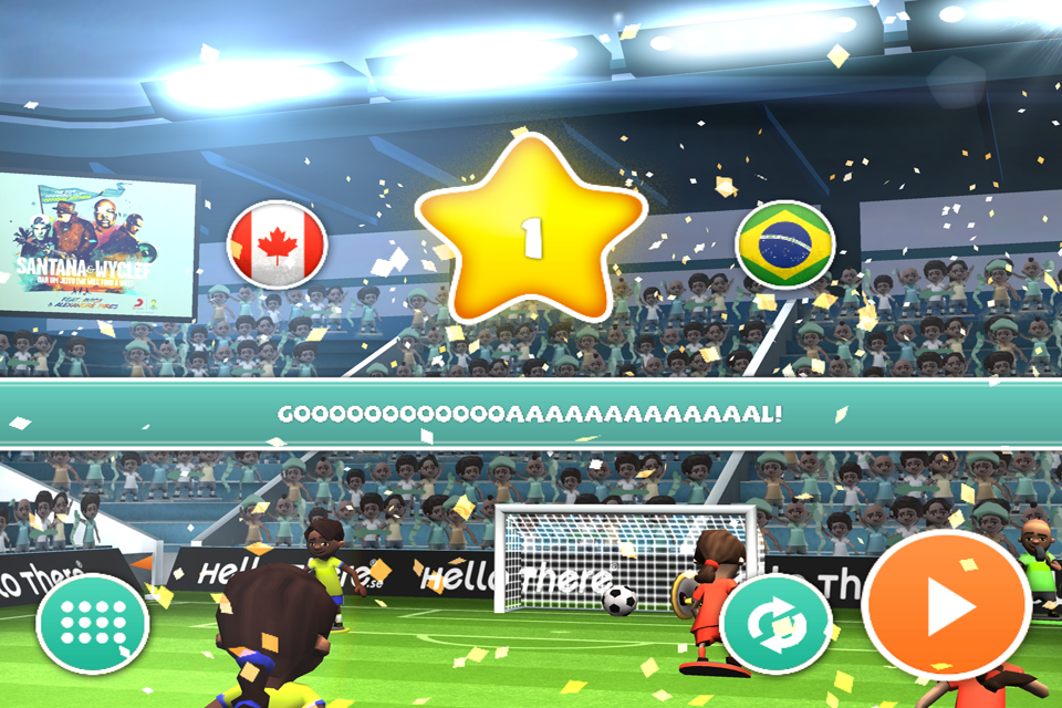 Find a Way Soccer: Women's Cup Screenshot 5