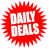 App DAILY DEALS (FREE) apk for kindle fire