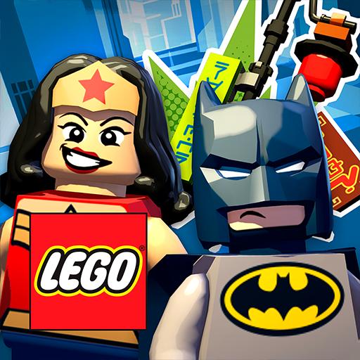 LEGO® DC Mighty Micros - free Batman™ racing game (game)
