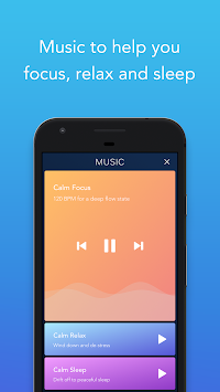 Calm - Meditate, Sleep, Relax APK screenshot thumbnail 5